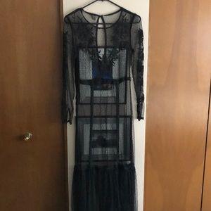 Gorgeous Ecote see through dress